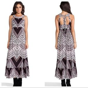 Free People You Made My Day Printed Dress, 0